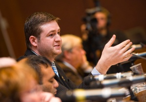 Question Time in the Council Chamber