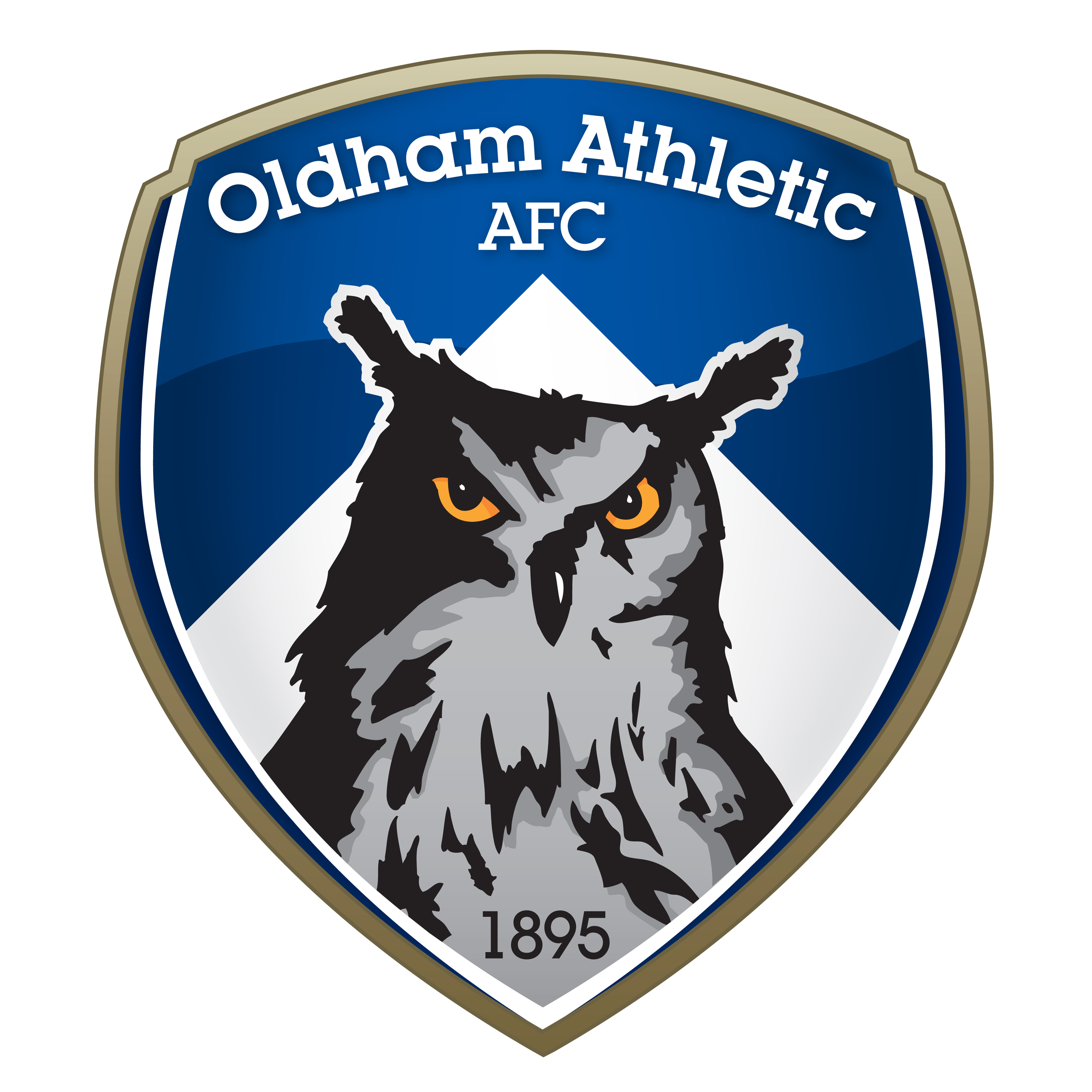 AN OPPOSITION VIEW: Oldham Athletic