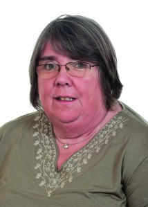 Councillor Cath Ball