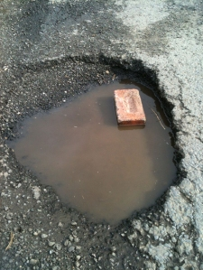 POTHOLES: Oldham Council is responsible for maintaining 826 kilometres of roads across our Borough.