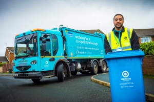 CO-OPERATIVE DIFFERENCE: We do much more than just empty your bins
