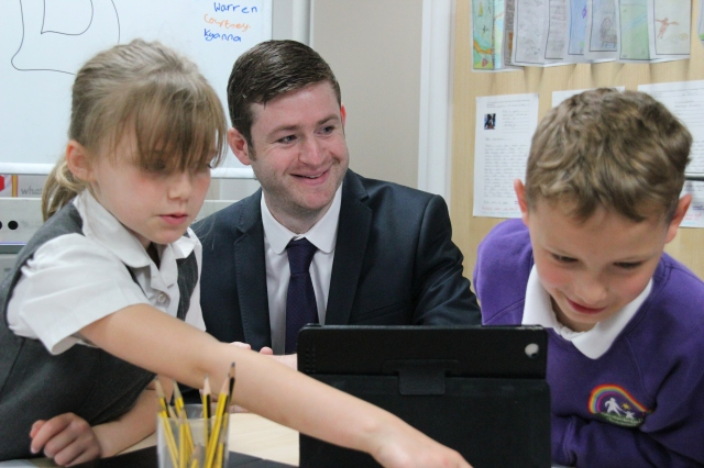 BACK TO SCHOOL: Students and teachers go back to their desks this week across Oldham
