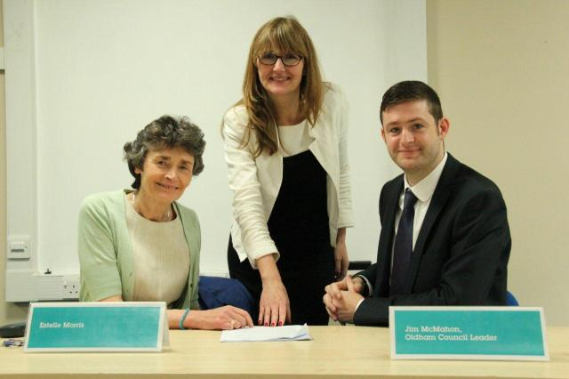 Oldham Education and Skills Commission launch