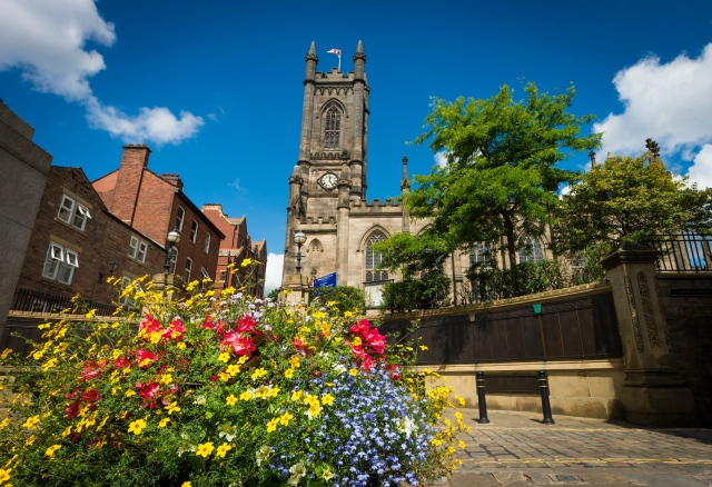 "BRITAIN IN BLOOM: Judges said: ""Oldham has got to be the entry others aspire to."""