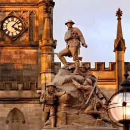 Oldham War Memorial