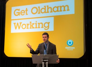 MILESTONE: I was delighted to announced tthis week that get Oldham Working has already created 2,169 jobs, apprenticeships and trainee opportunities.
