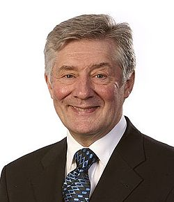 APPOINTMENT: Tony Lloyd is the new Interim Mayor of Greater Manchester
