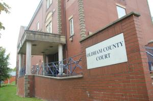 THE END? Oldham County Court is also under threat.