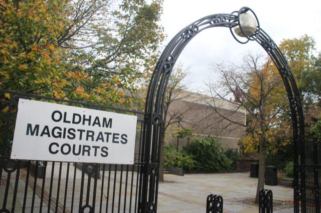THE BENCH: Oldham Magistrates Court could close under the proposals.