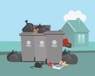 Rubbish House
