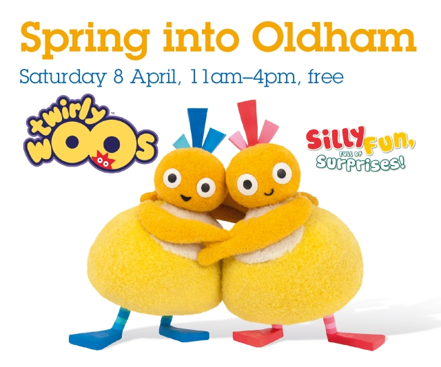 Spring into Oldham