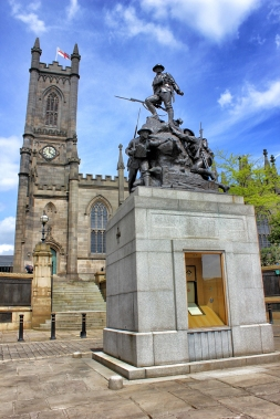 Oldham War Memorial